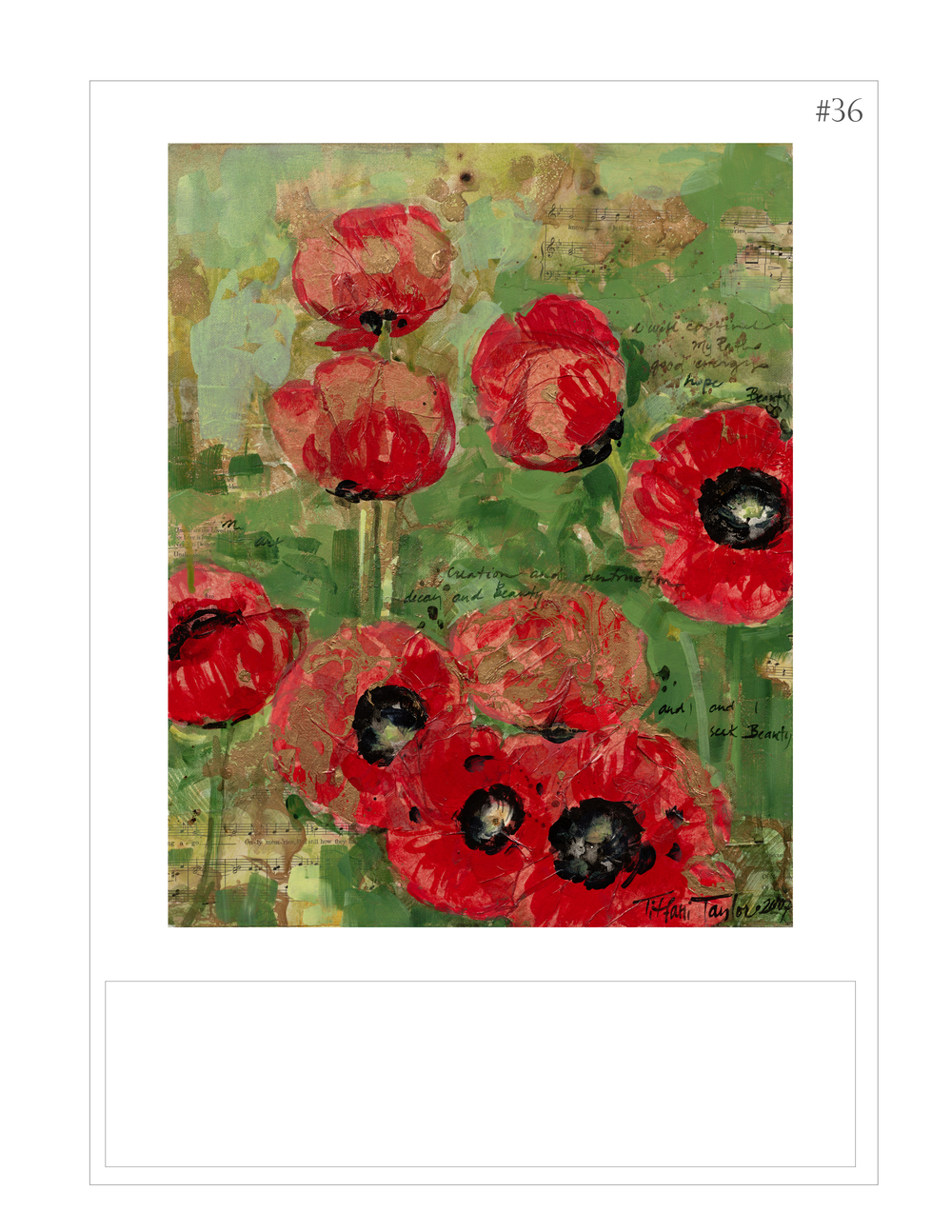 """Red Poppies: Beauty"""