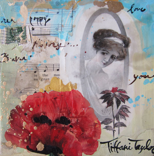 Red Poppy:  Love