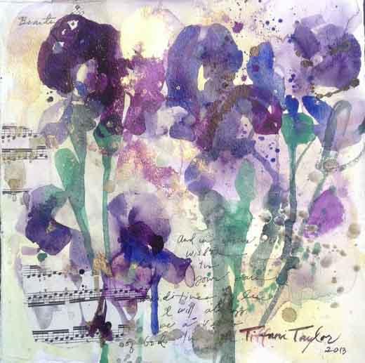 Iris:  Beauty