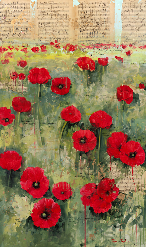 Red Poppies: Symphony, Infinite Possibilities