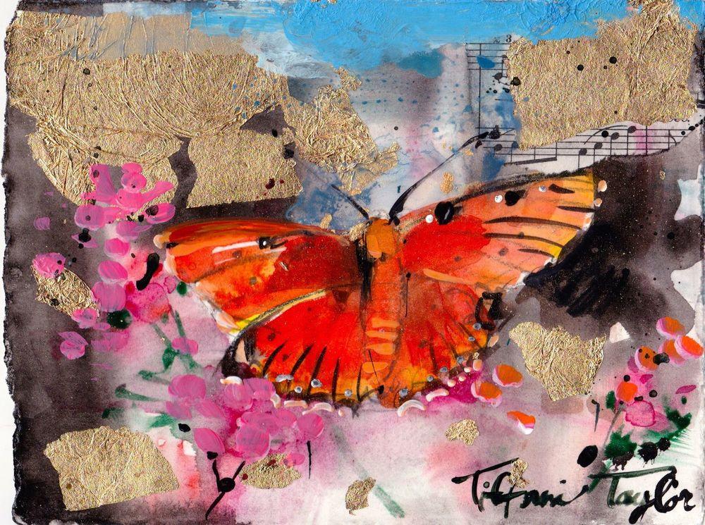 Butterfly:  Soar