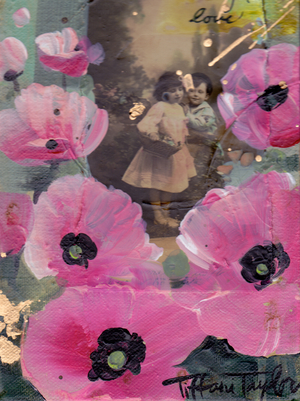 Pink Poppies, Love