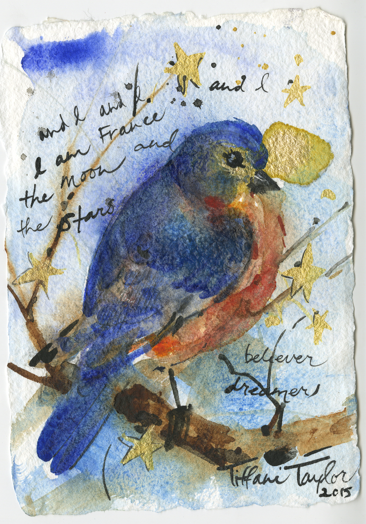 Bluebird:  Dreambeliever