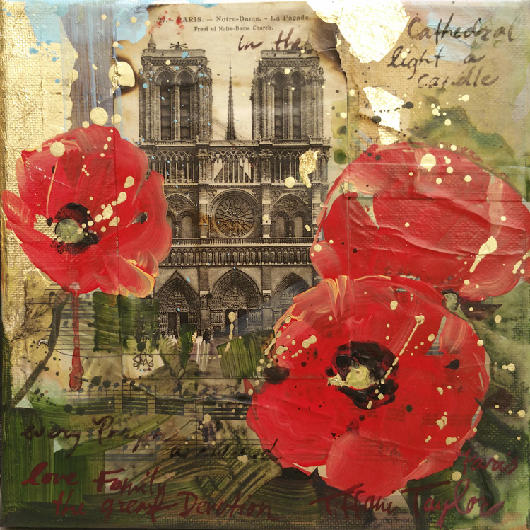 Poppies: In Paris...