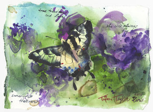Tiger Swallowtail: True Freedom and Love 11x25