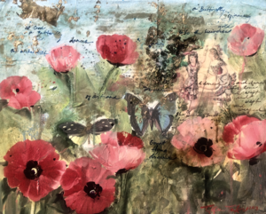 Poppies: of Art and Great Flying Dreams...