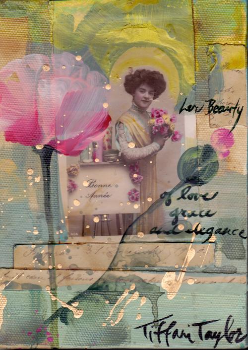 Pink Poppy... Her Beauty