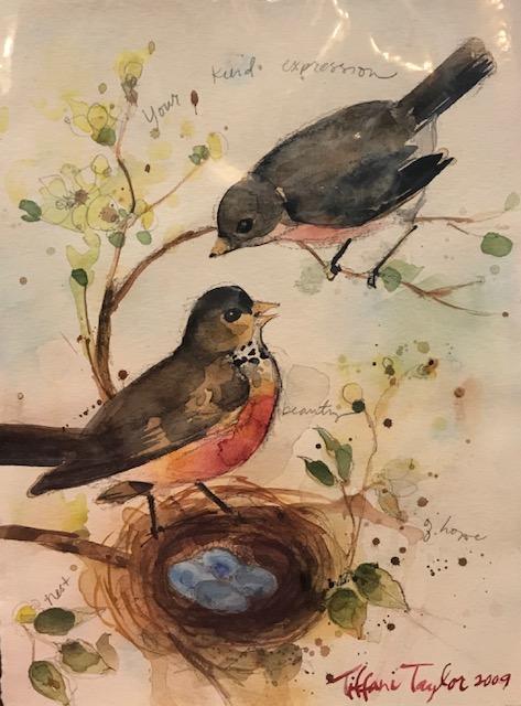 Robins: Beauty
