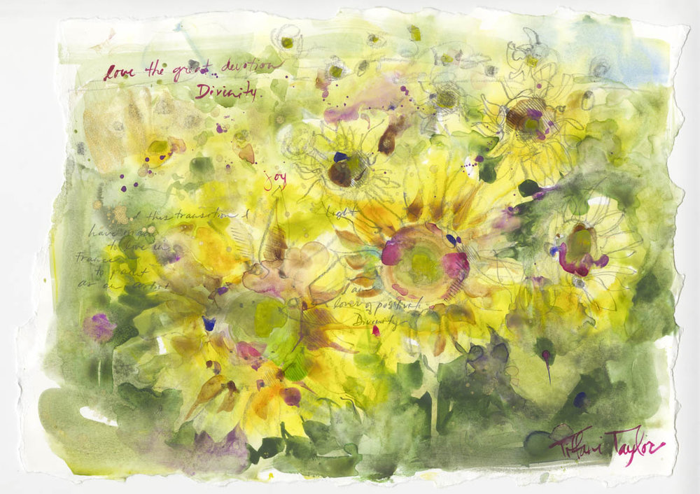 Sunflower: Divinity, Love