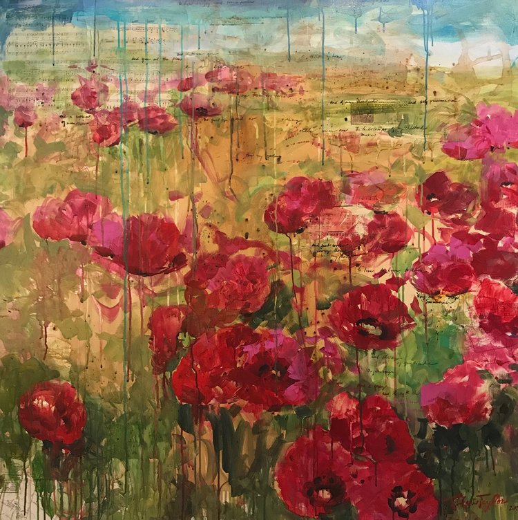 Red Poppies: Dream