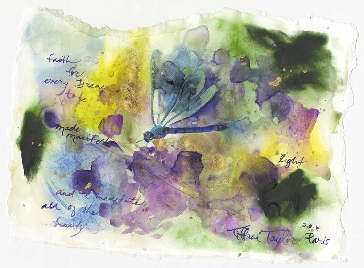 Dragonfly: Faith, Every Dream...