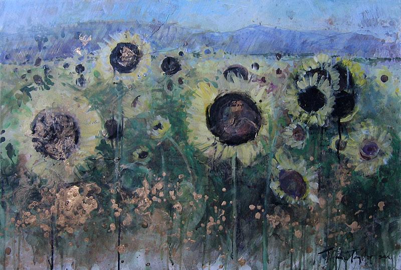 Provence: Sunflowers