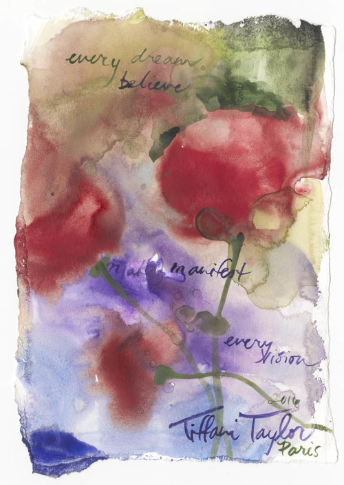 Poppies: Every Dream...