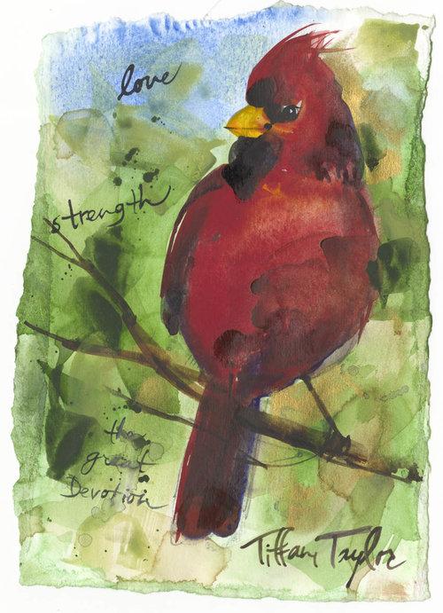 Cardinal: Strength