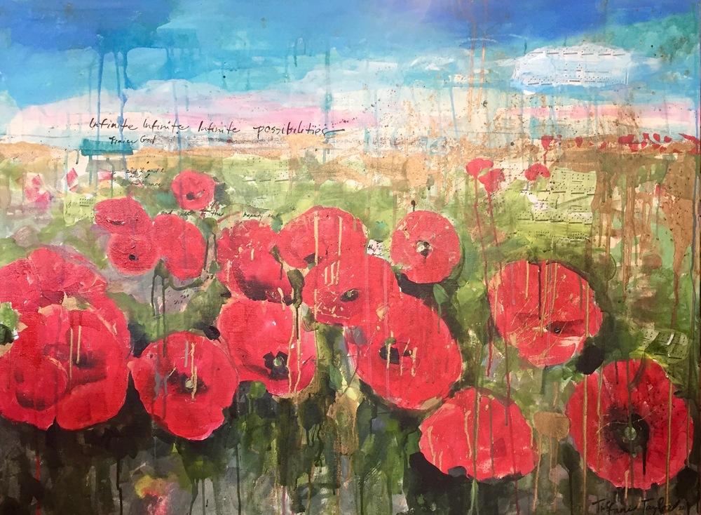 Poppies: Infinite, Infinite, Infinite Possibilities...
