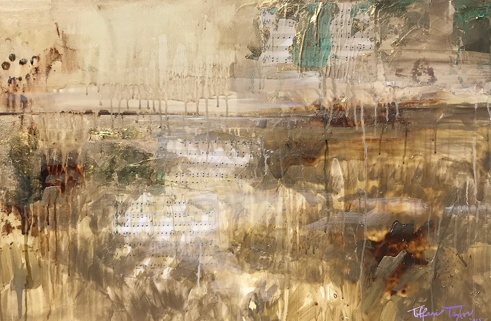 Savannah Marsh: At the Golden Hour, Sublime...