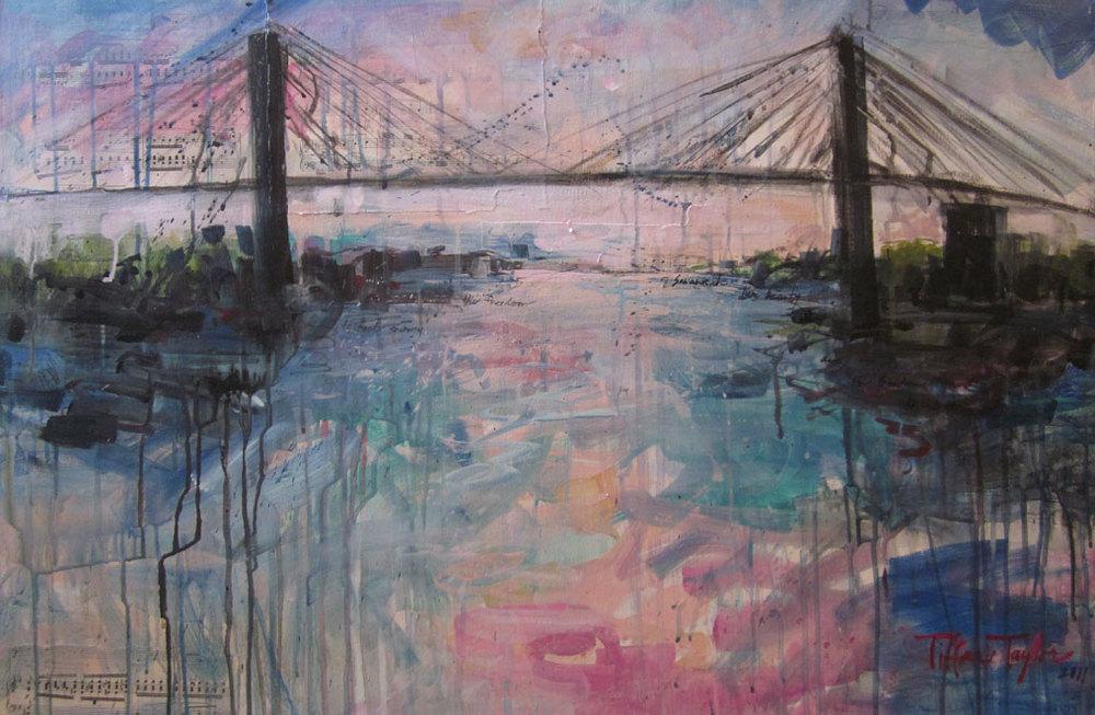 Talmadge Bridge: Freedom