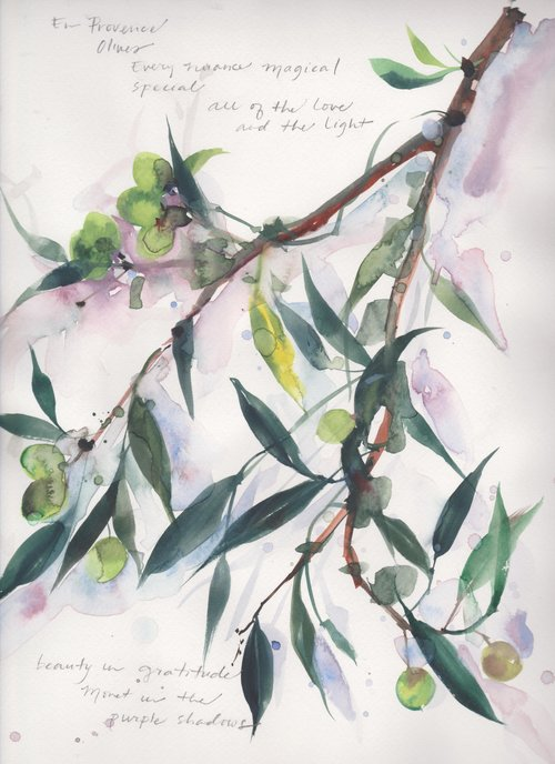 Olive Branch: All of the Love and the Light...