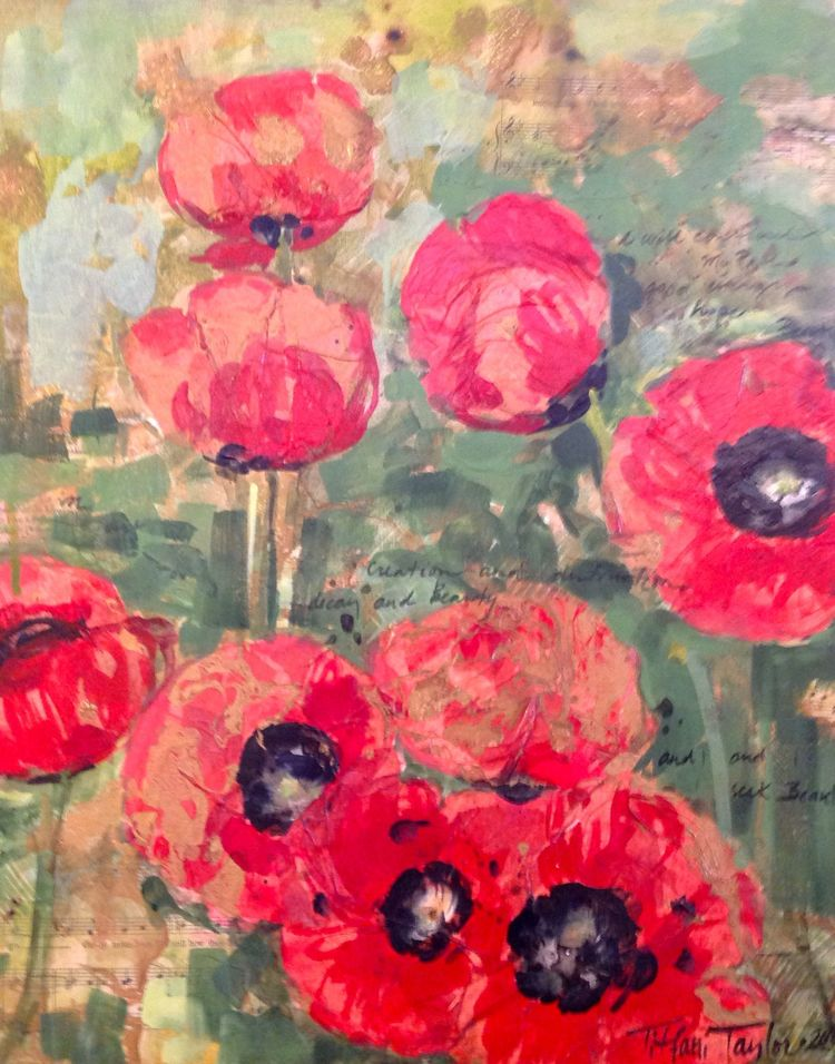 Red Poppies: Beauty