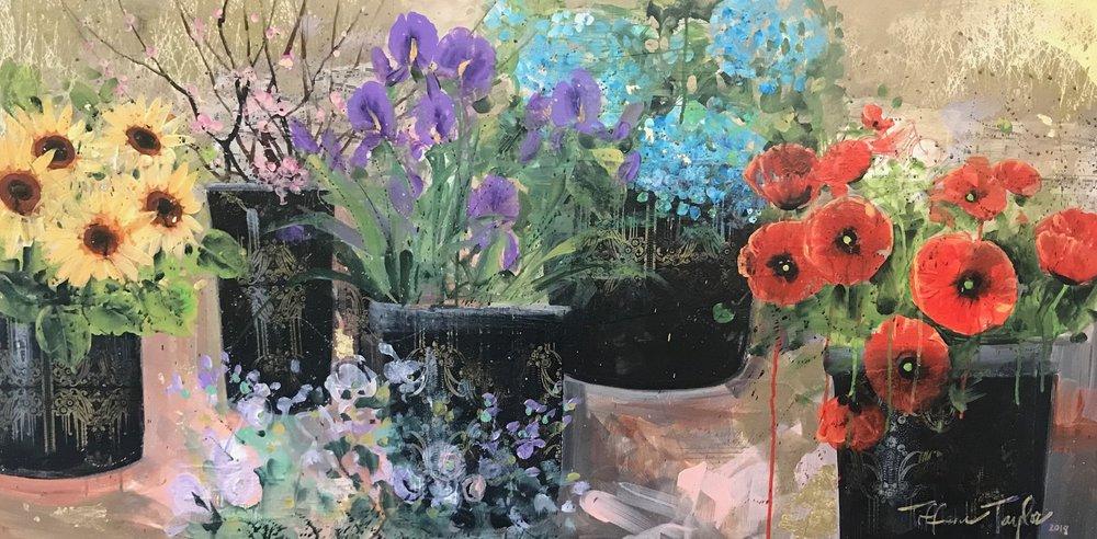 Flower Market: Joy II