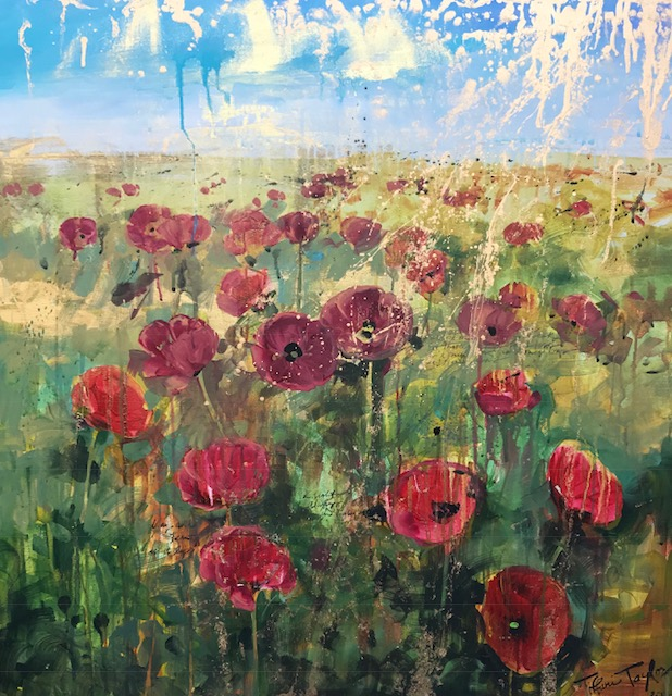 Poppies: All of the Light: Divinity...