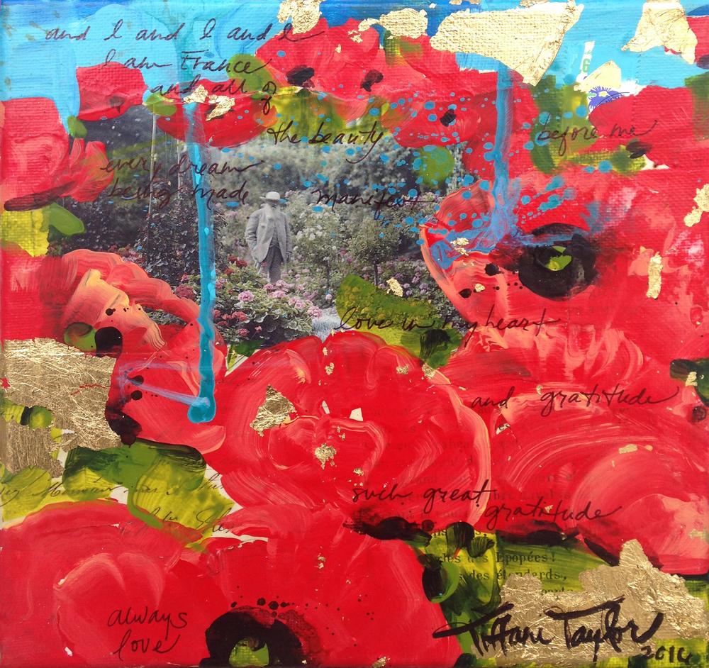 Poppies: In Monet's Garden