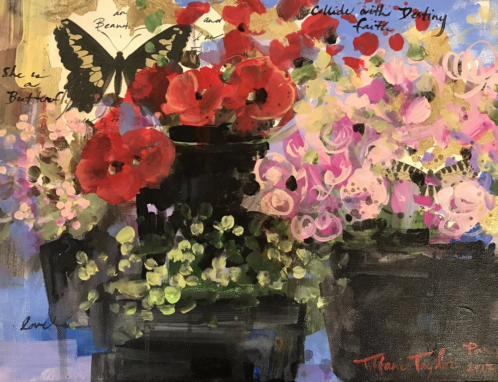 Paris Flower Market Study