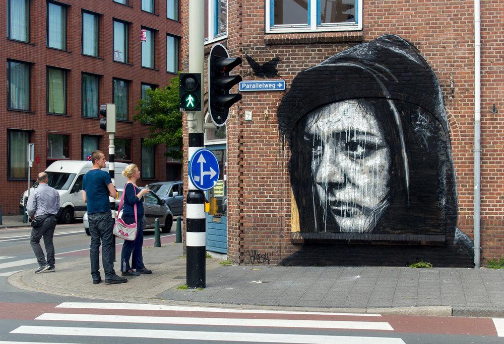 Den Haag, Netherlands, 2015  Many thanks to  StraatExpo