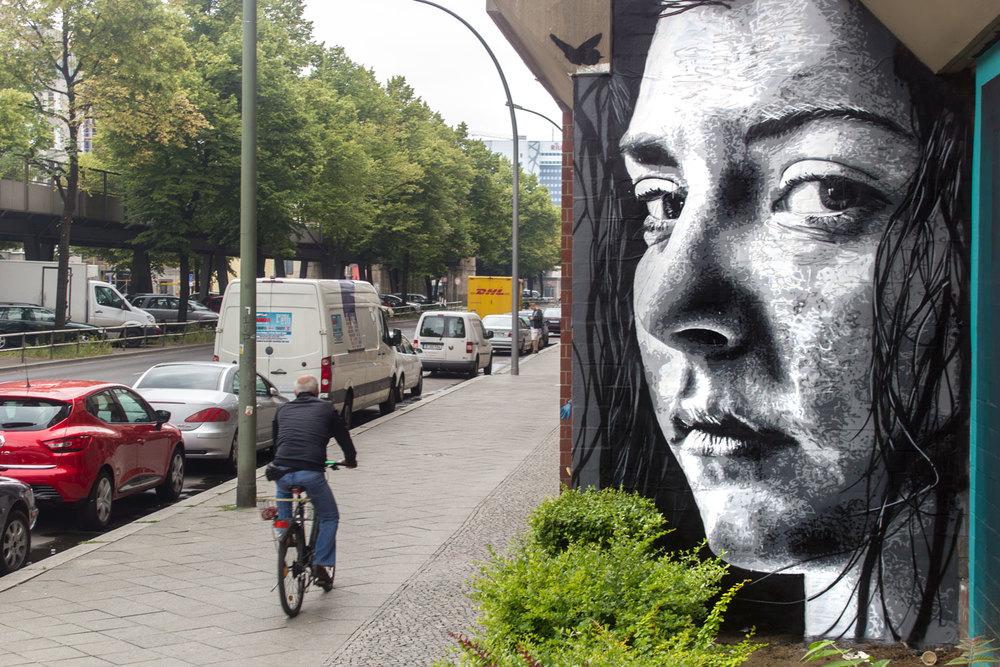 Berlin, Germany, 2016  thanks to  UrbanNation