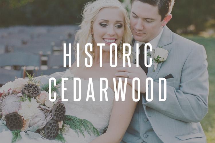 Cedarwood wedding photographer, Nashville wedding photographer