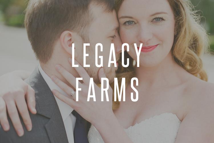 Timeless Legacy Farms Fall Wedding