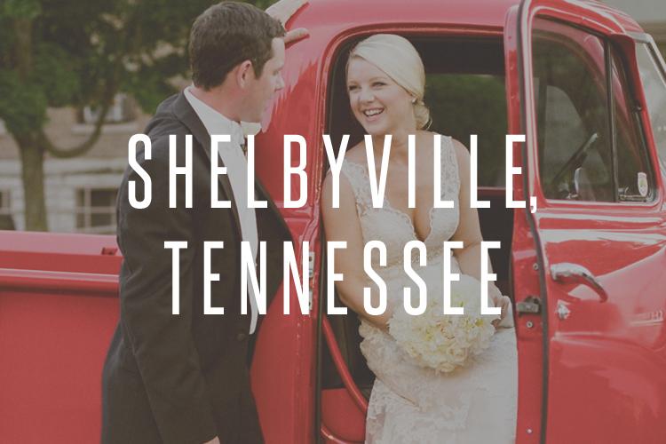 Timeless Shelbyville TN Wedding