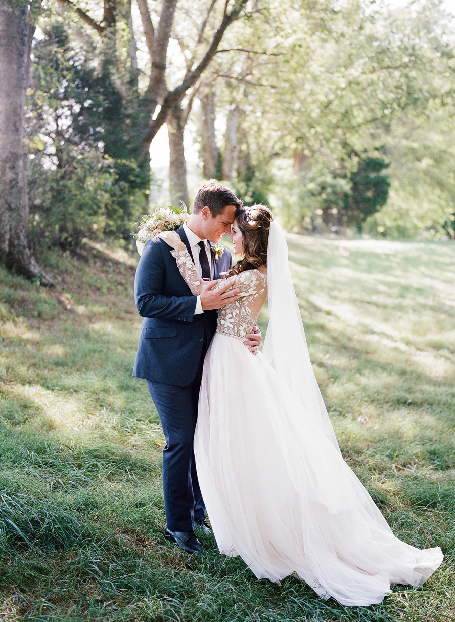Nashville wedding photographer - high end