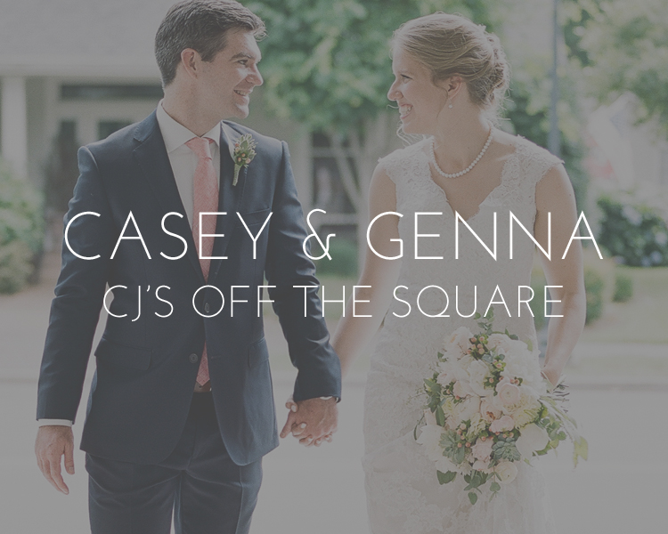 Nashville Wedding Photographer - CJ's Off the Square - Franklin