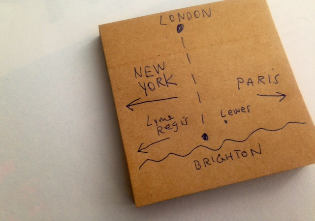 Directions to Brighton Dome.