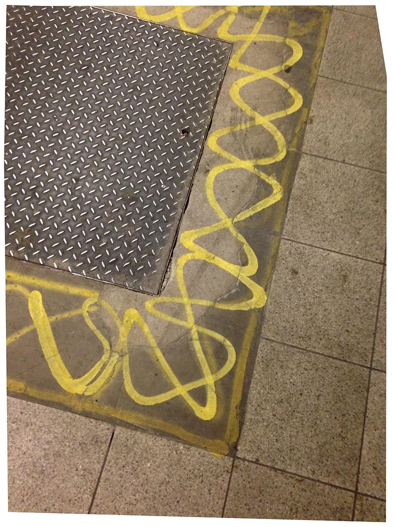 Underground floor.