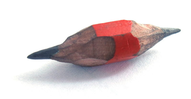 little red pencil