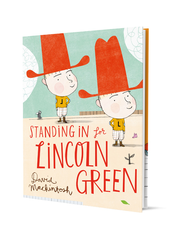 lincoln green hardback jacket