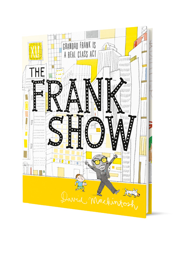 the frank show hardback jacket