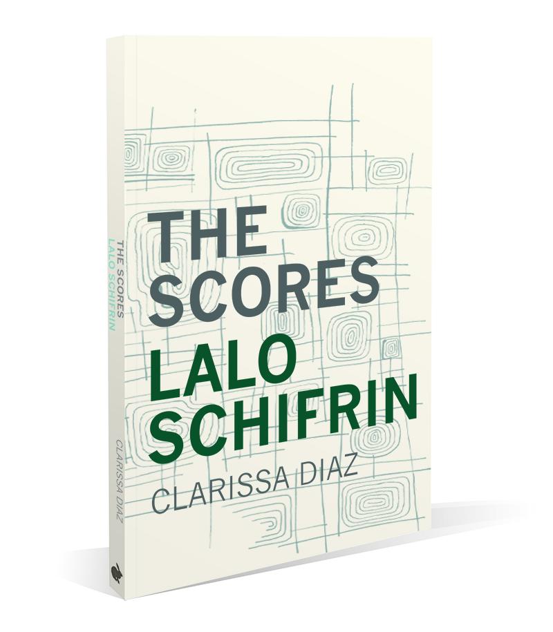 SCHIFRIN :scores cover