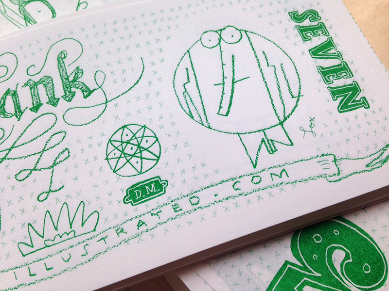 folding money design by david mackintosh
