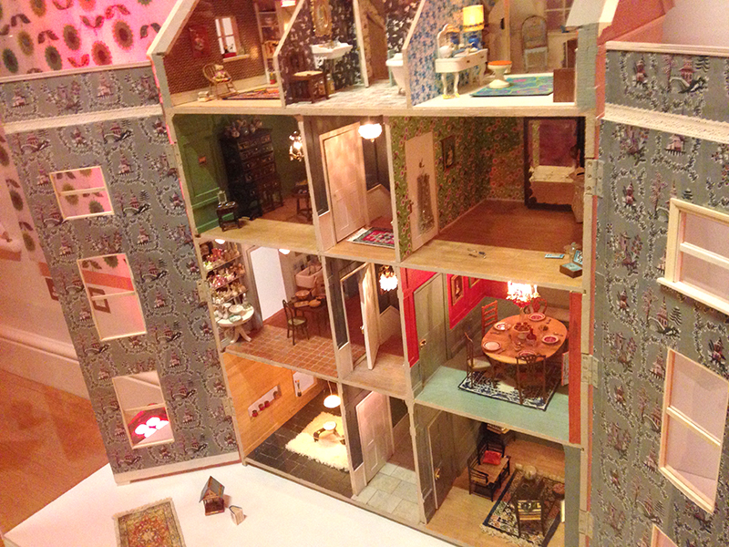 lauren child dolls' house