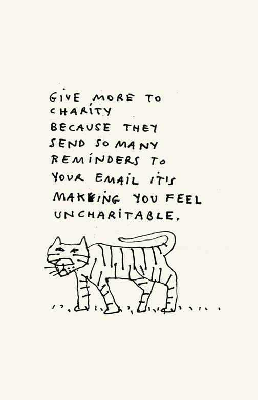 note to self by david mackintosh