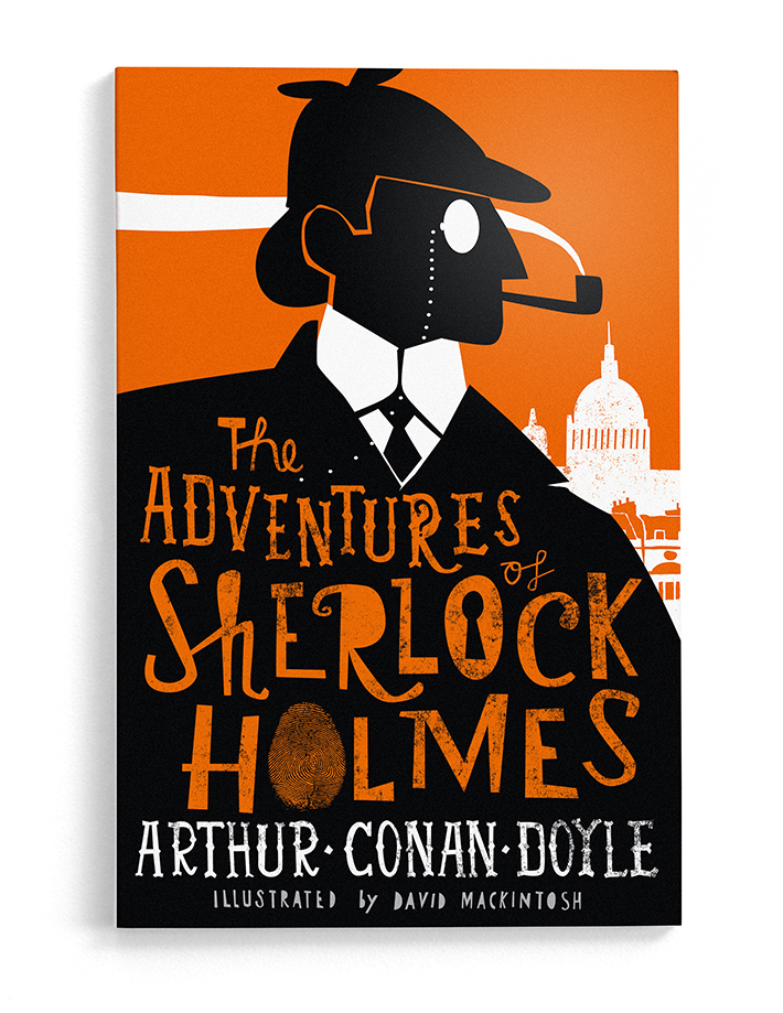 adventures sherlock holmes david mackintosh
