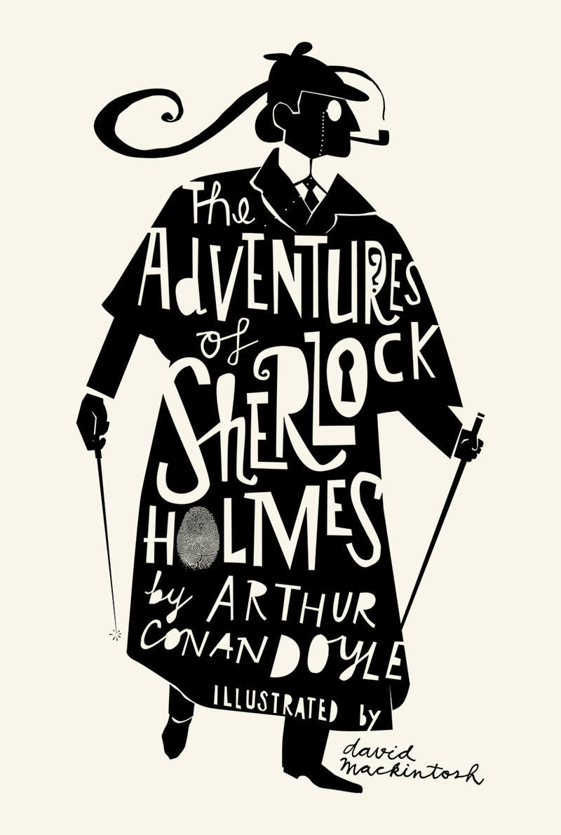 sherlock holmes by david mackintosh