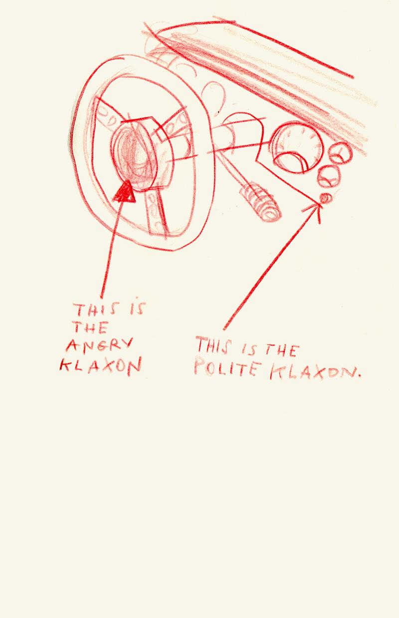 note to self #025 david mackintosh
