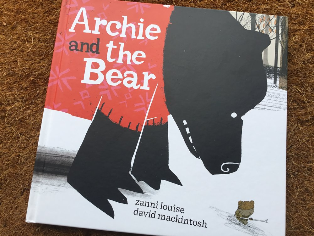 archie and the bear illustrated by david mackintosh