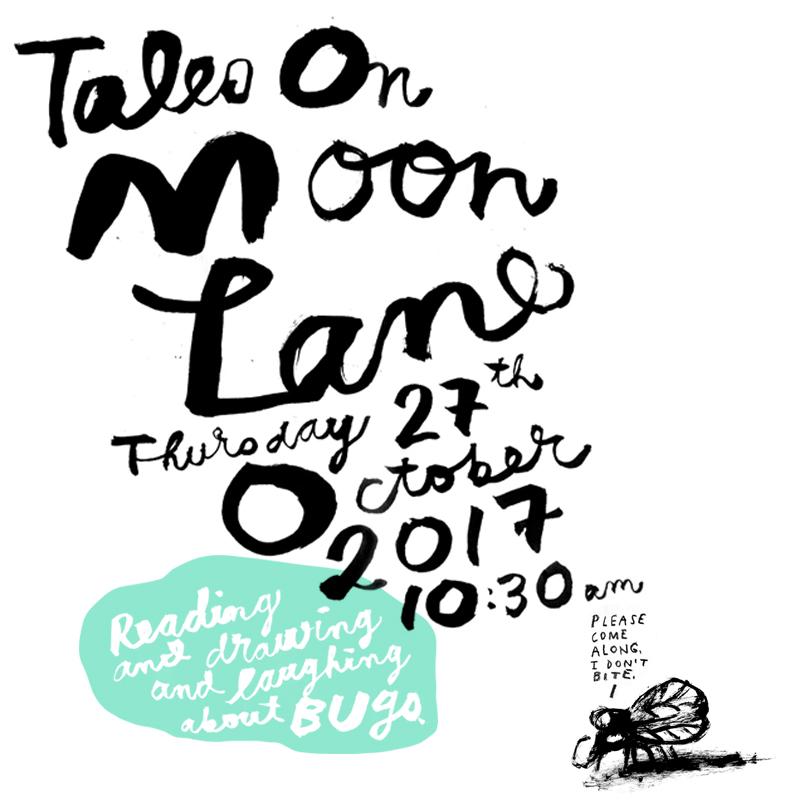 tales on moon lane event david mackintosh