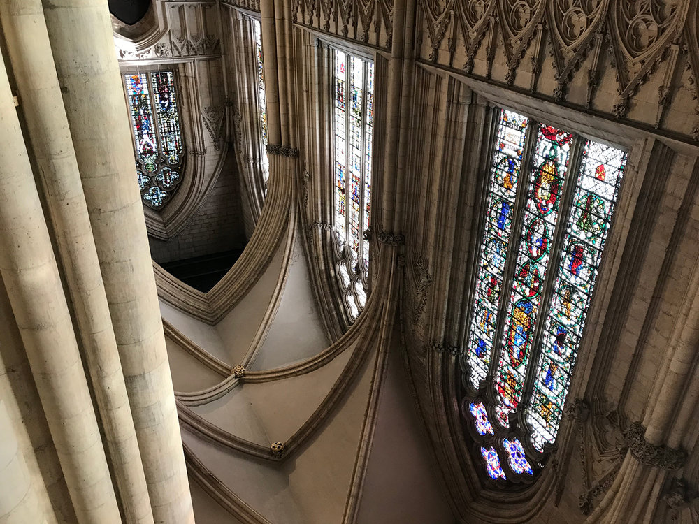 york minster mirror