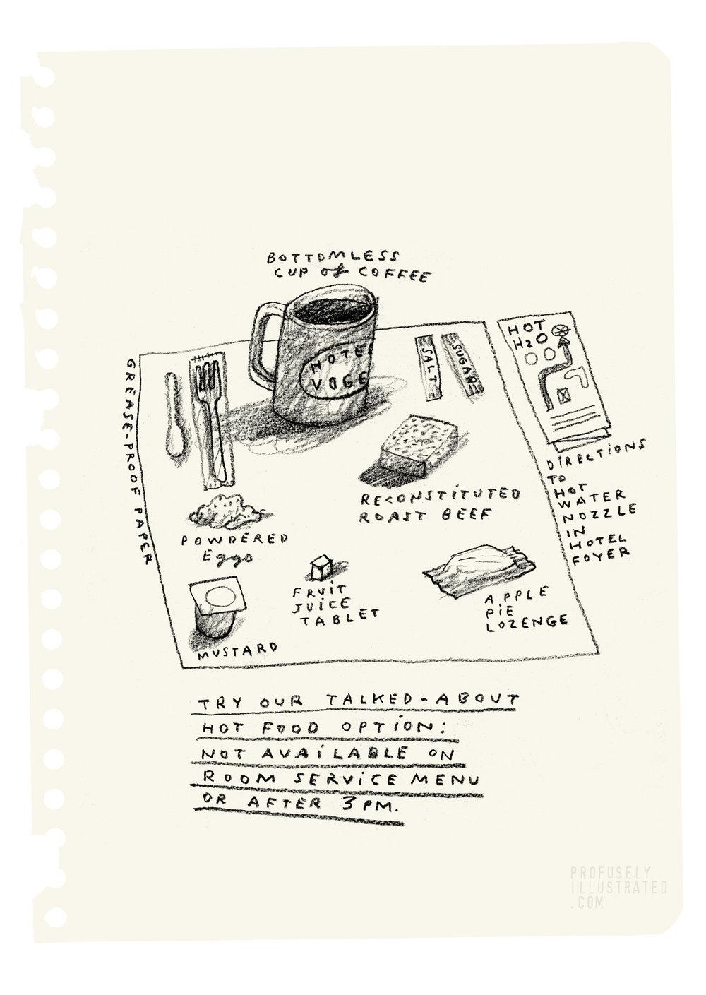 note to self #092 david mackintosh